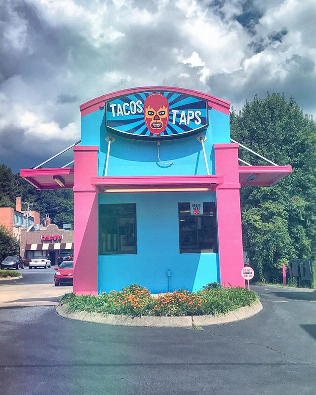 Asheville Restaurants - AVL Tacos & Taps - Original Photo