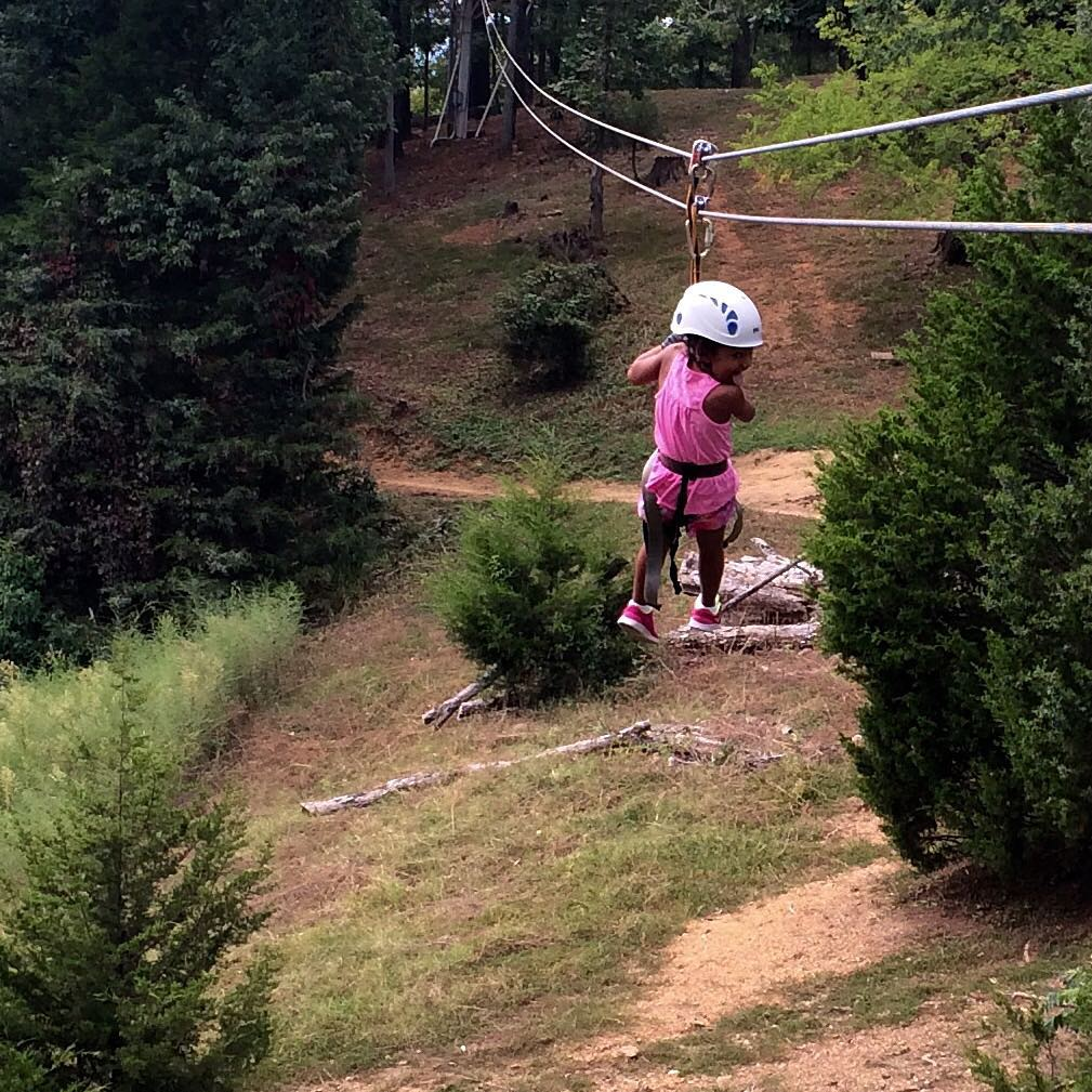 Sevierville Things To Do - Adventure Park Ziplines - Original Photo