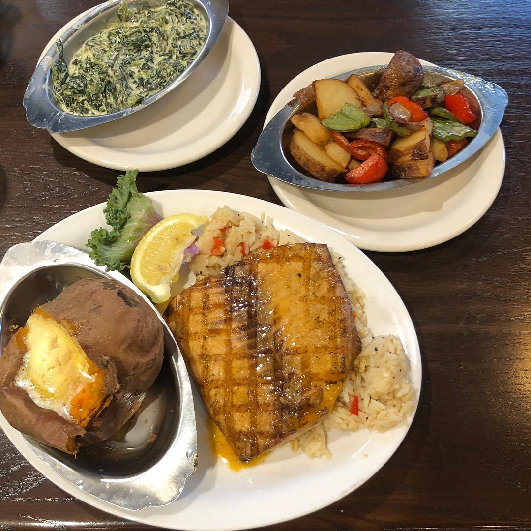 Gatlinburg Restaurants - Alamo Steakhouse - Original Photo