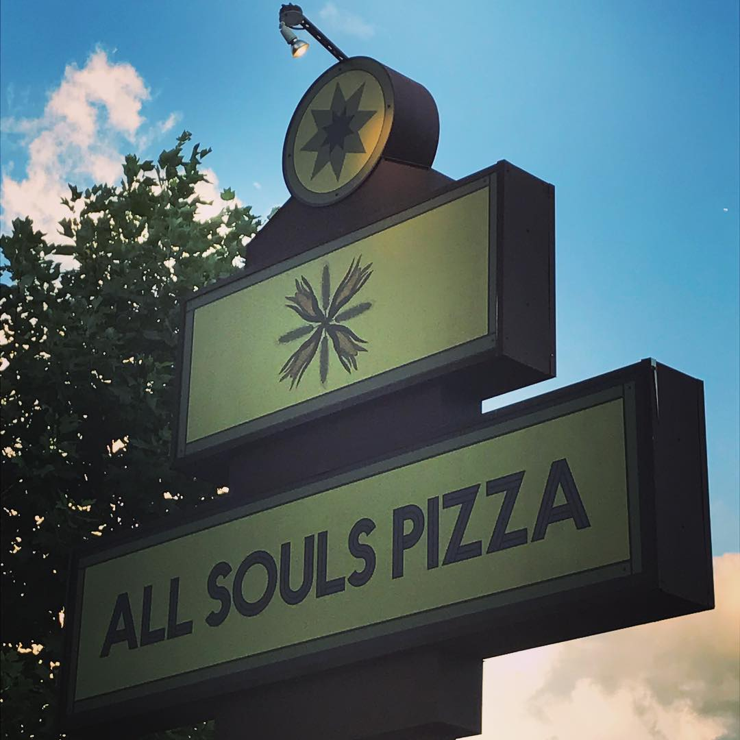 Asheville Restaurants - All Souls Pizza - Original Photo