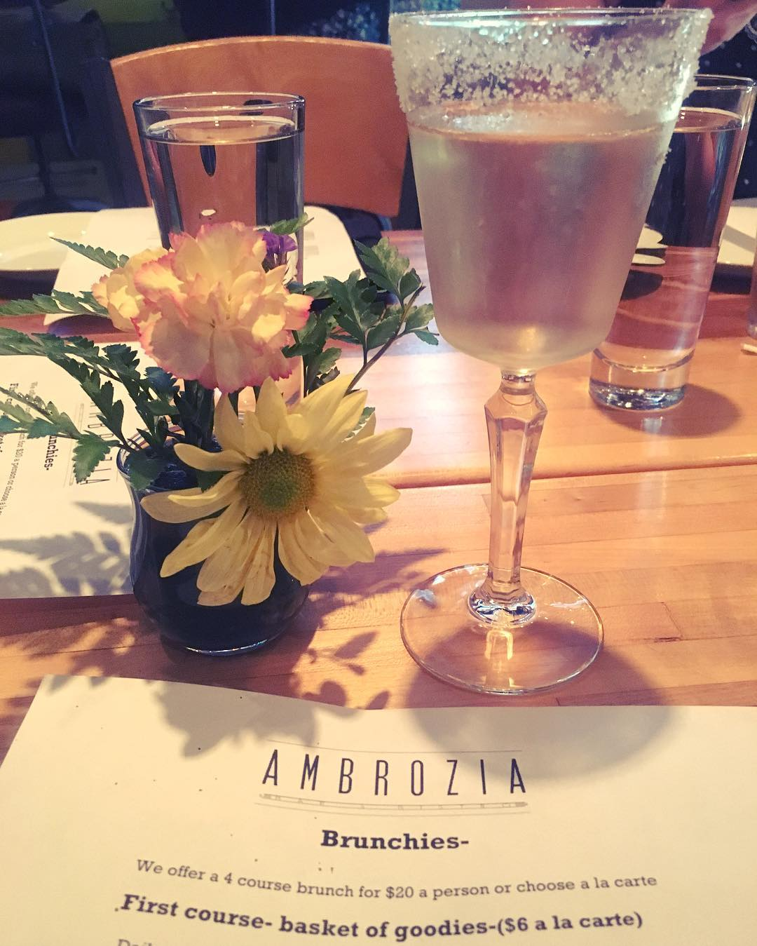 Asheville Restaurants - Ambrozia Bar & Bistro - Original Photo