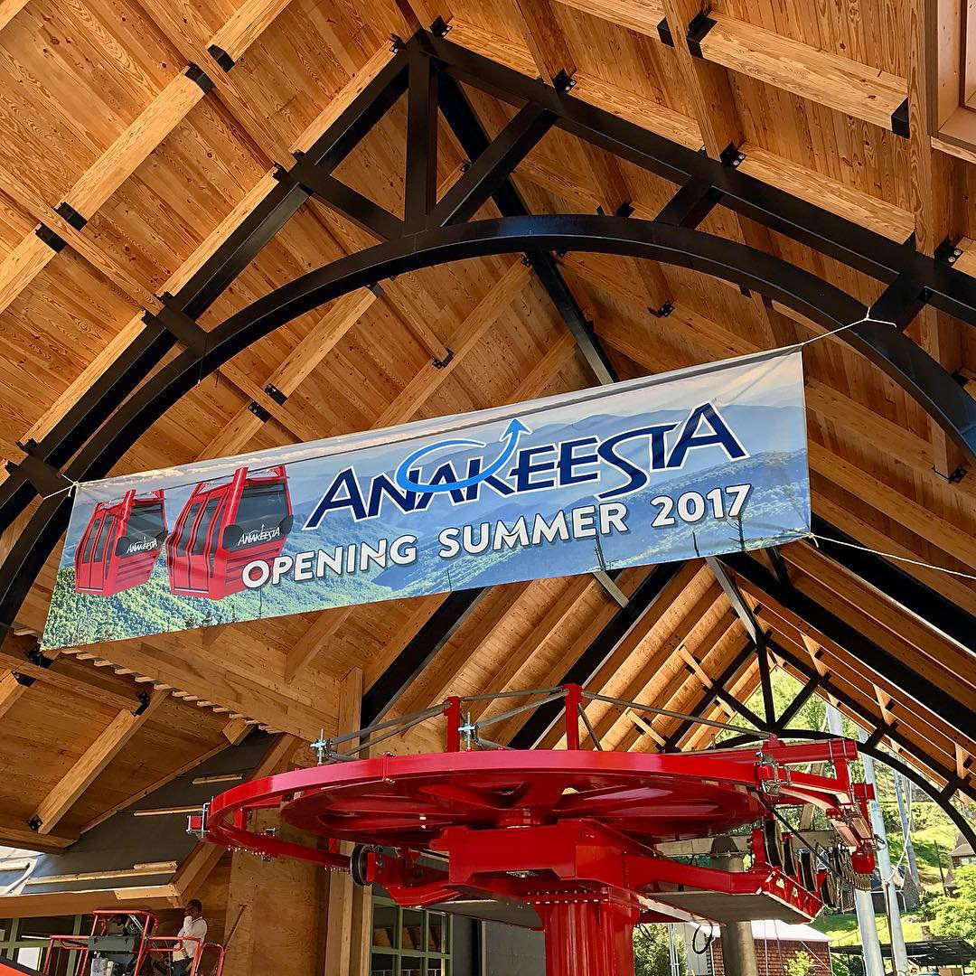 Gatlinburg Things To Do - Anakeesta - Original Photo