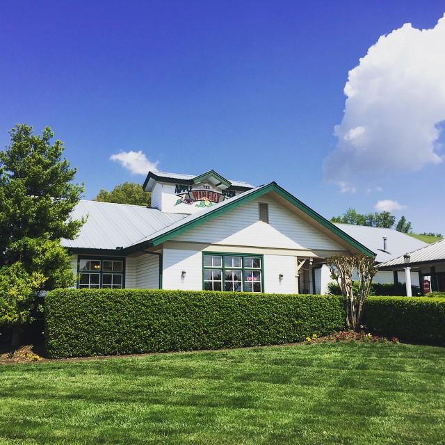 Sevierville Restaurants - Apple Barn Winery - Original Photo