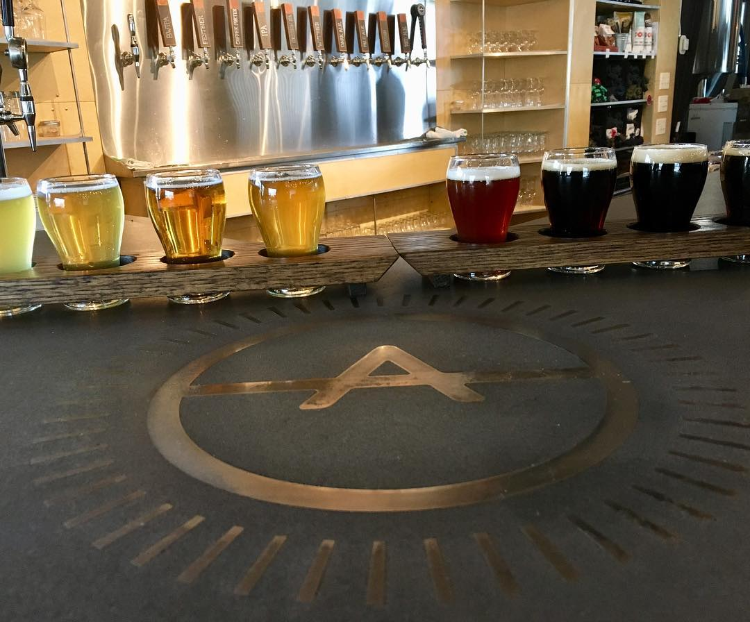 Asheville Breweries - Archetype Brewing Company - Original Photo