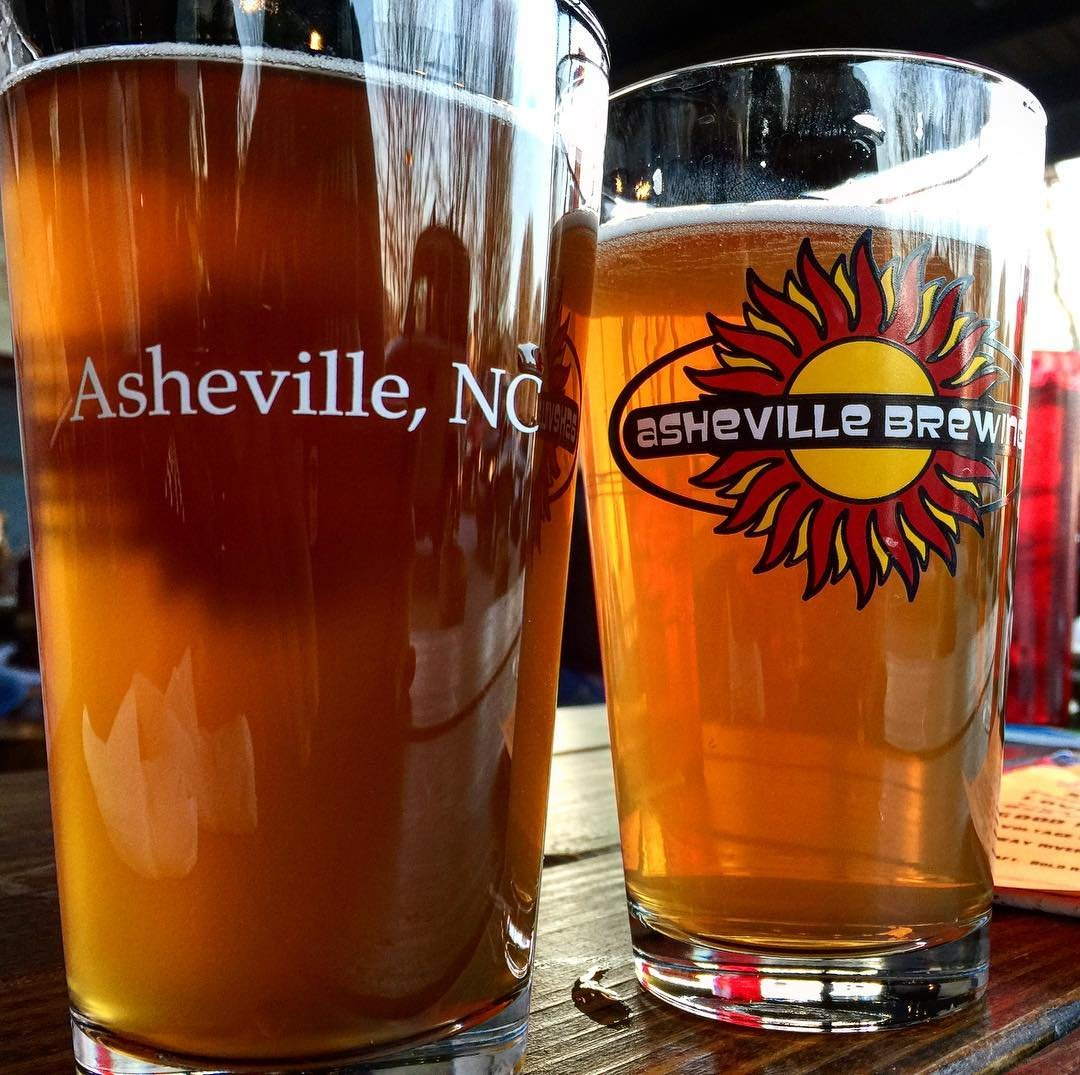 Asheville Breweries - Asheville Brewing Company - Original Photo