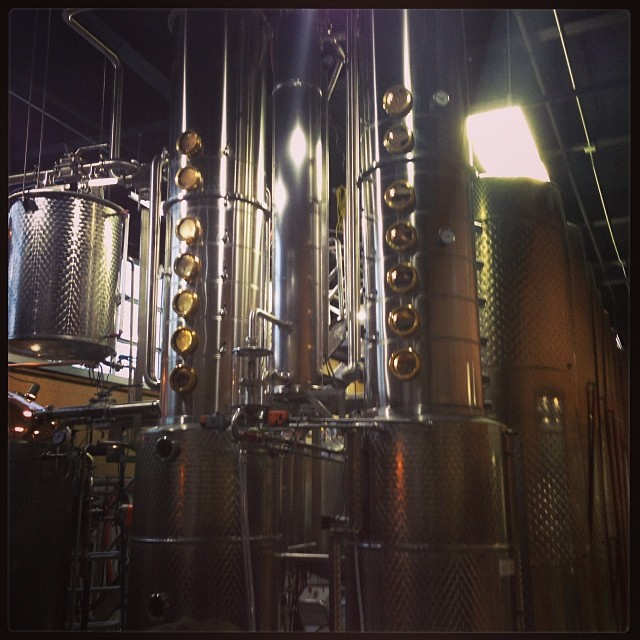 Asheville Breweries - Asheville Distilling Company - Original Photo
