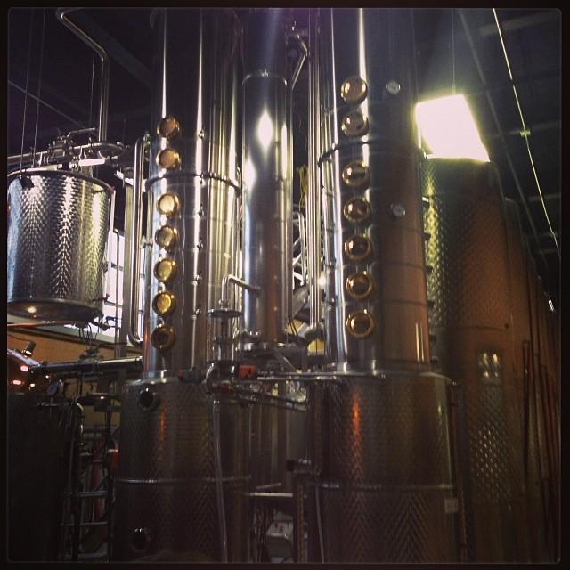 Asheville Breweries - Asheville Distilling Company - Original Photo