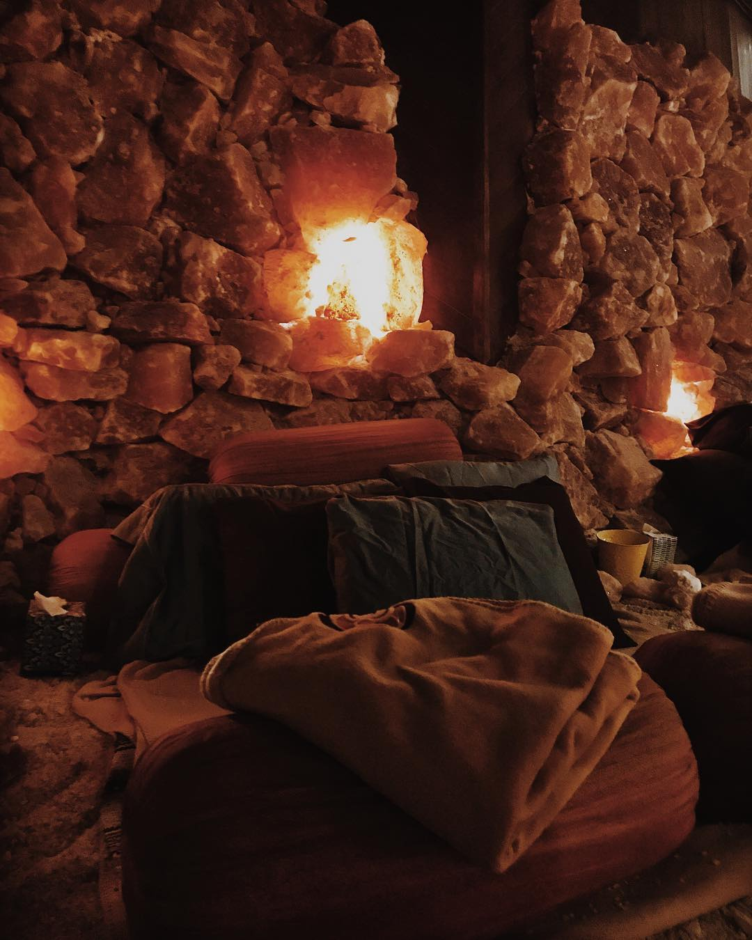 Asheville Things To Do - Asheville Salt Cave | Massage & Salt Spa Therapy - Original Photo