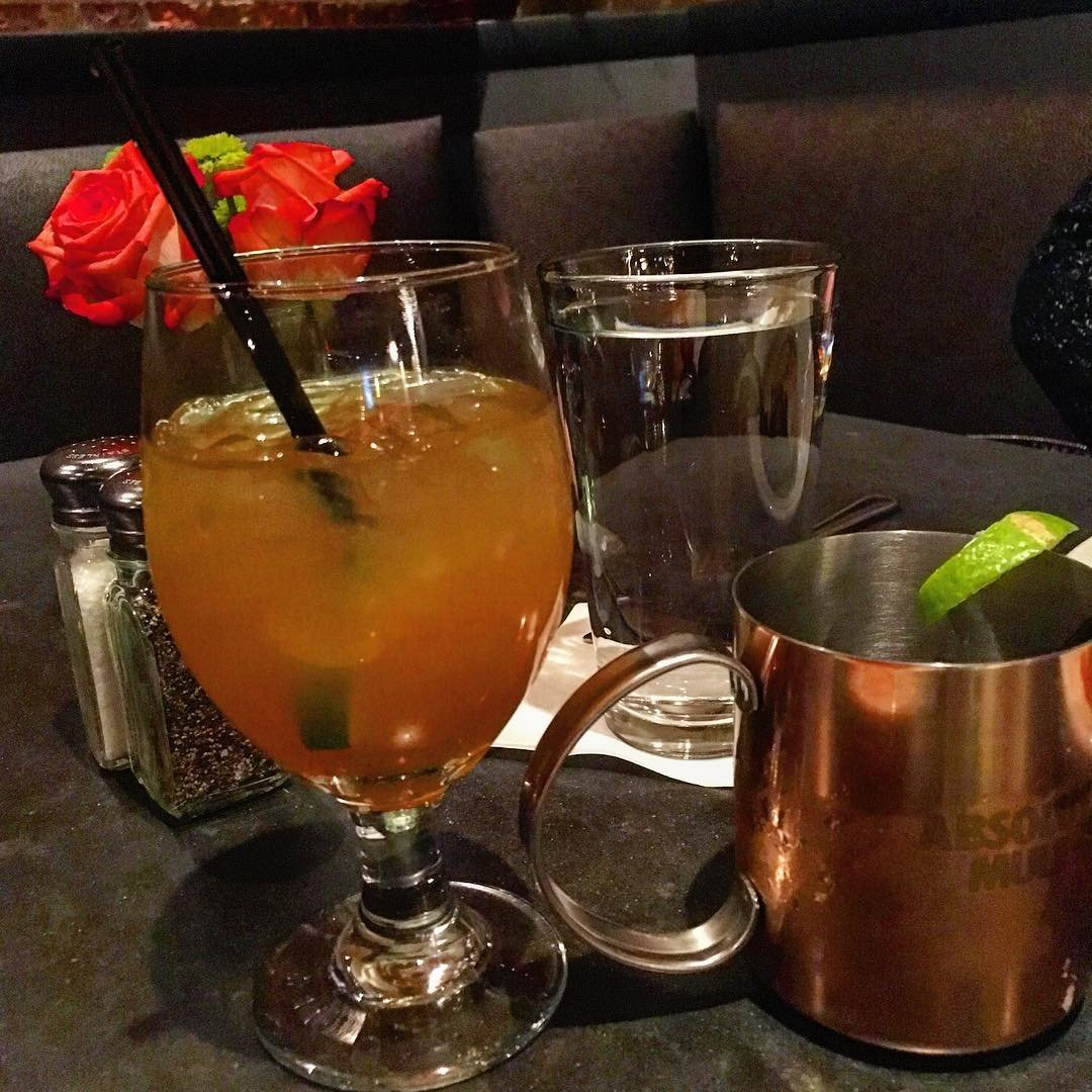 Asheville Restaurants - Avenue M - Original Photo