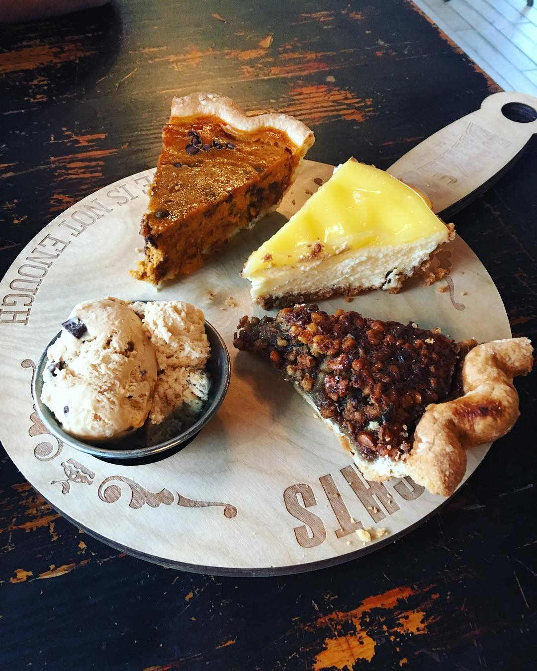 Asheville Restaurants - Baked Pie Company - Original Photo