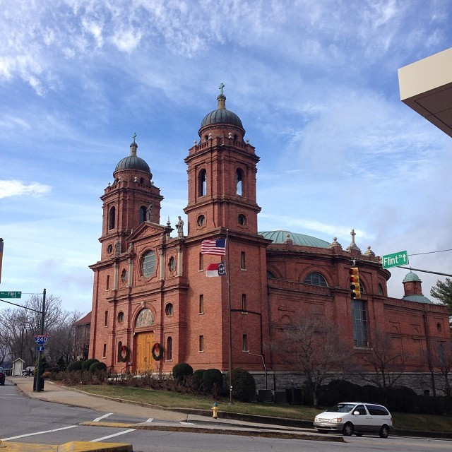 Asheville Things To Do - Basilica of Saint Lawrence, Deacon and Martyr - Original Photo