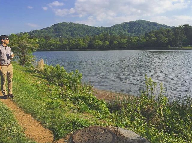 Asheville Things To Do - Beaver Lake Bird Sanctuary - Original Photo