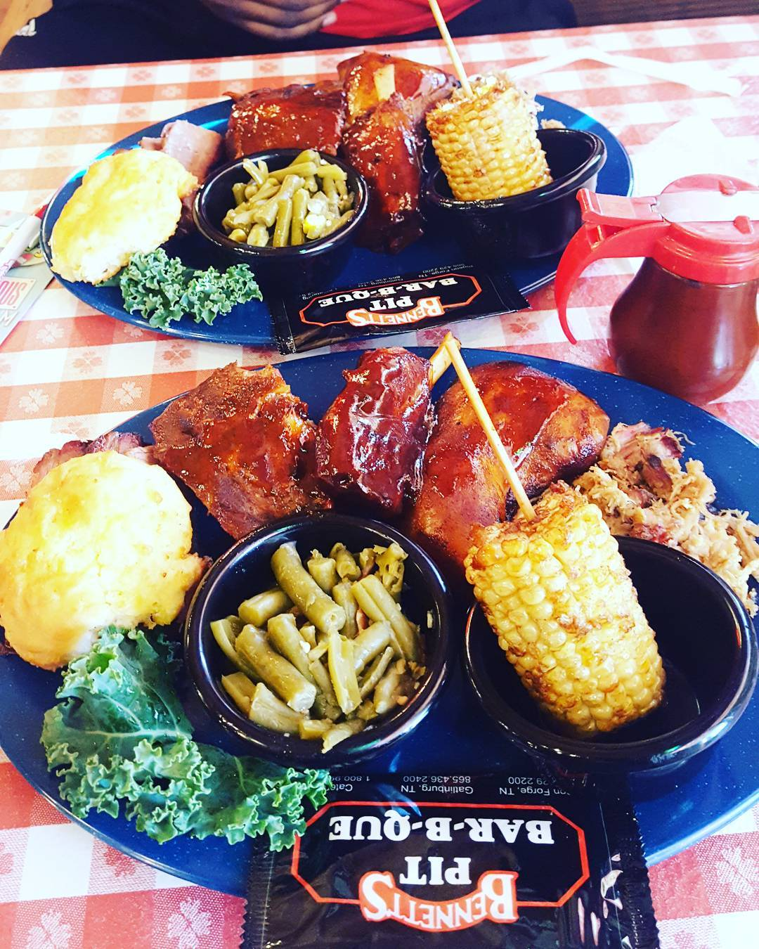 Pigeon Forge Restaurants - Bennett's BBQ Pigeon Forge - Original Photo