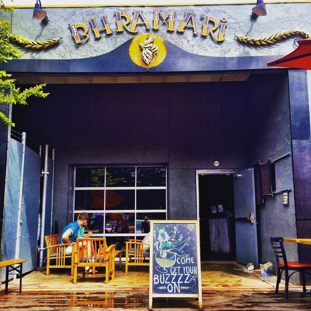 Asheville Breweries - Bhramari Brewing Company - Original Photo
