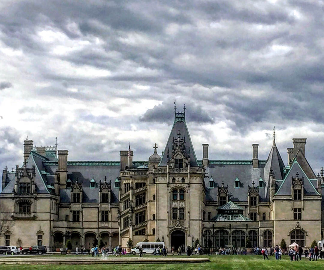 Asheville Biltmore - Biltmore Estate - Original Photo