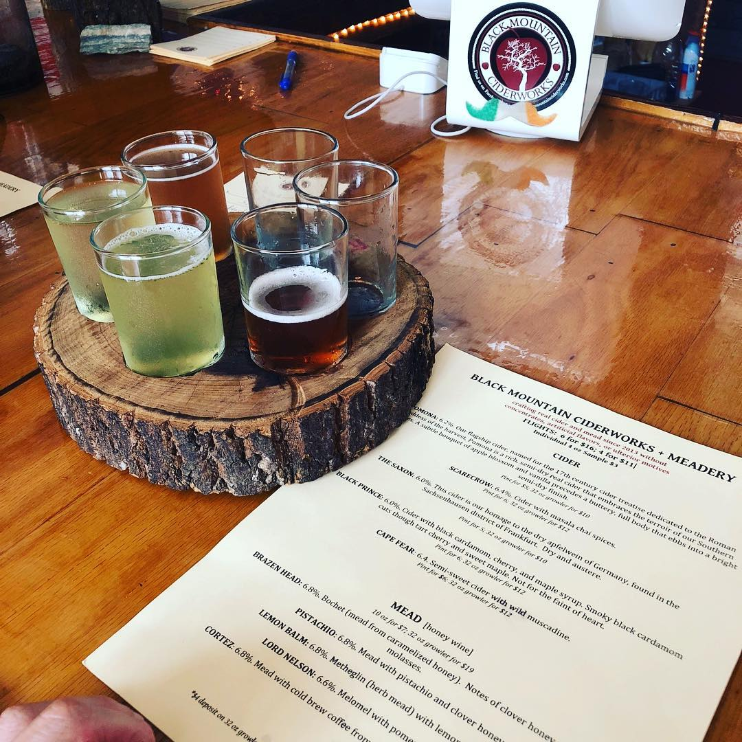 Asheville Breweries - Black Mountain Ciderworks & Meadery - Original Photo