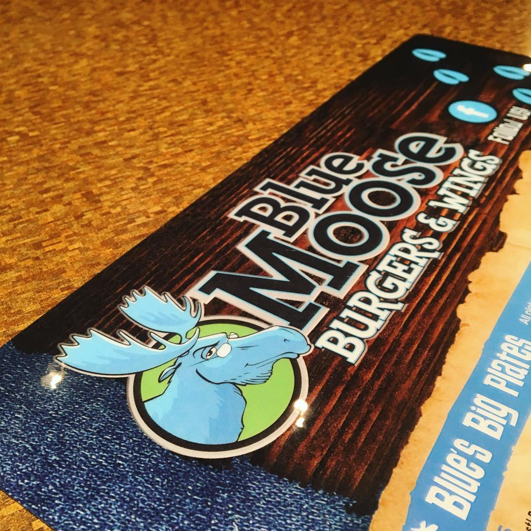 Pigeon Forge Restaurants - Blue Moose Burgers & Wings - Original Photo