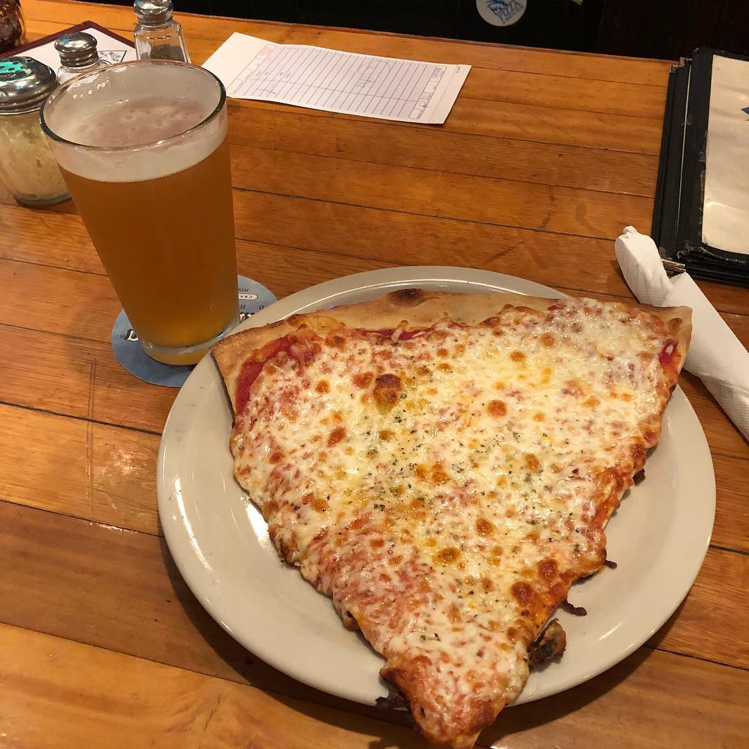 Asheville Restaurants - Blue Mountain Pizza & Brew Pub - Original Photo