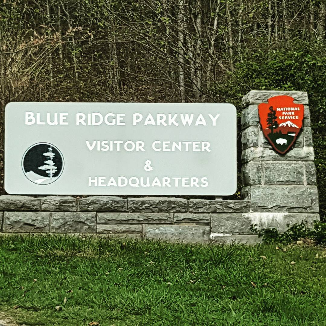 Asheville Things To Do - Blue Ridge Parkway Visitor Center - Original Photo