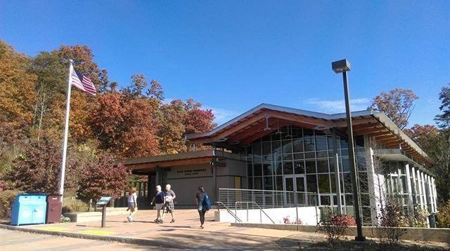 Asheville Things To Do - Blue Ridge Parkway Visitor Center - Original Photo