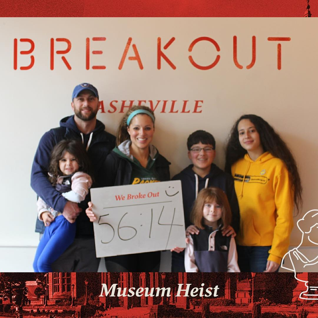 Asheville Things To Do - Breakout Games – Asheville - Original Photo