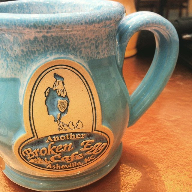 Asheville Restaurants - Broken Egg Cafe - Original Photo
