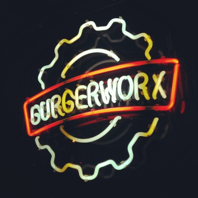Asheville Restaurants - Burgerworx at Grove Arcade - Original Photo