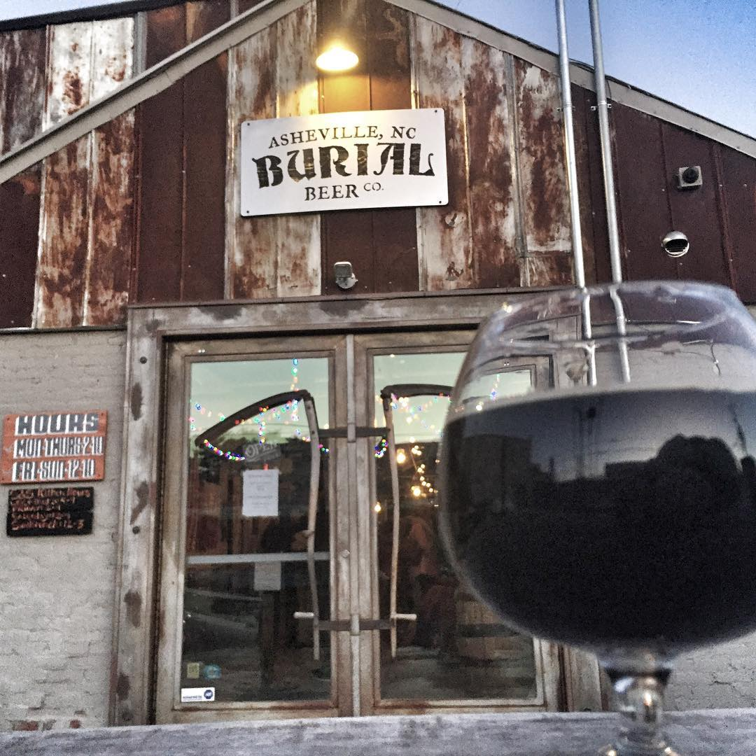 Asheville Breweries - Burial Beer Co. - Original Photo