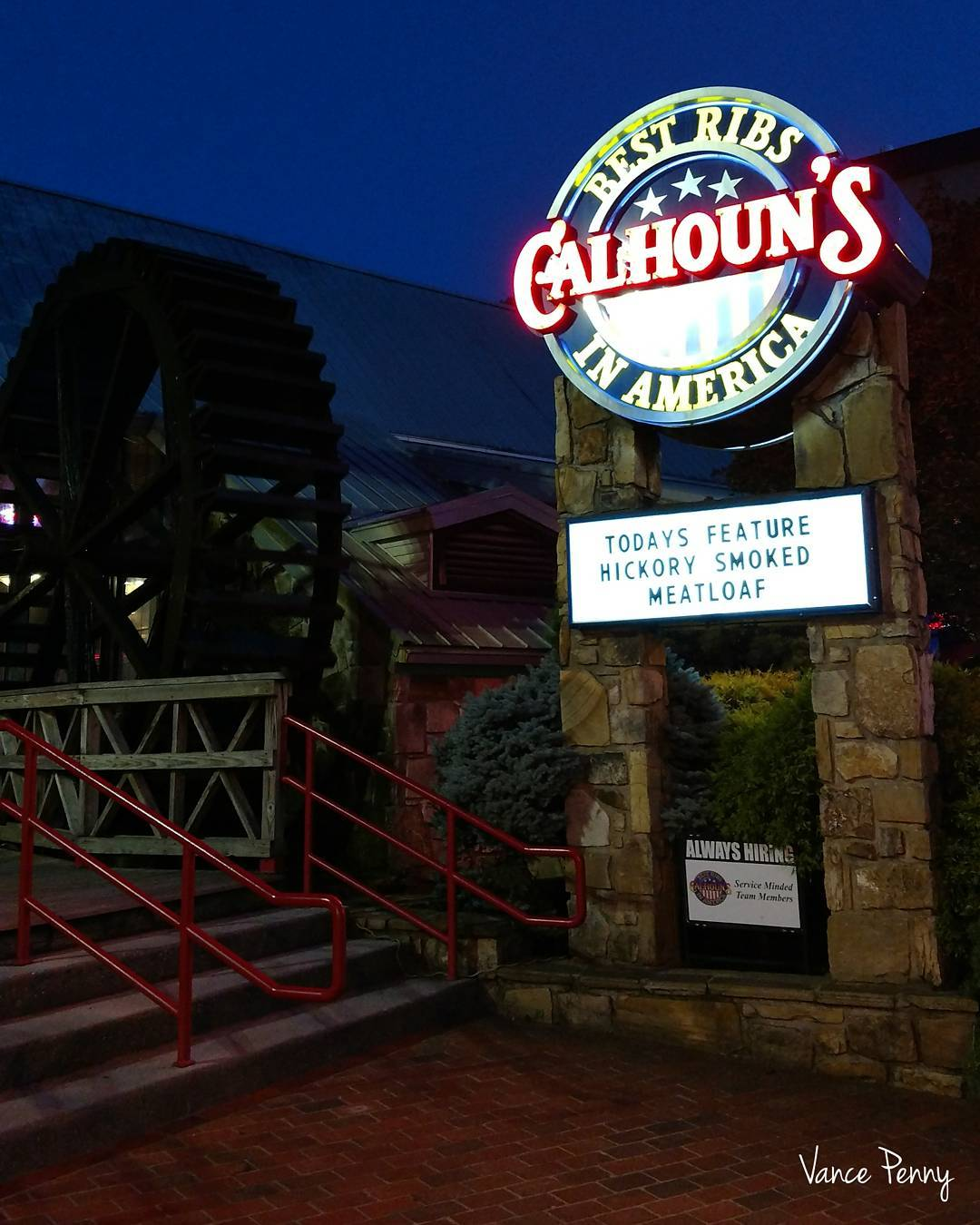 Gatlinburg Restaurants - Calhoun's Gatlinburg - Original Photo