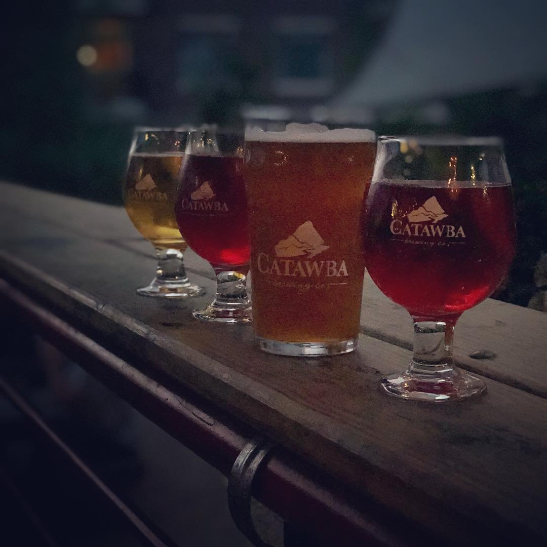 Asheville Breweries - Catawba Brewing South Slope - Original Photo