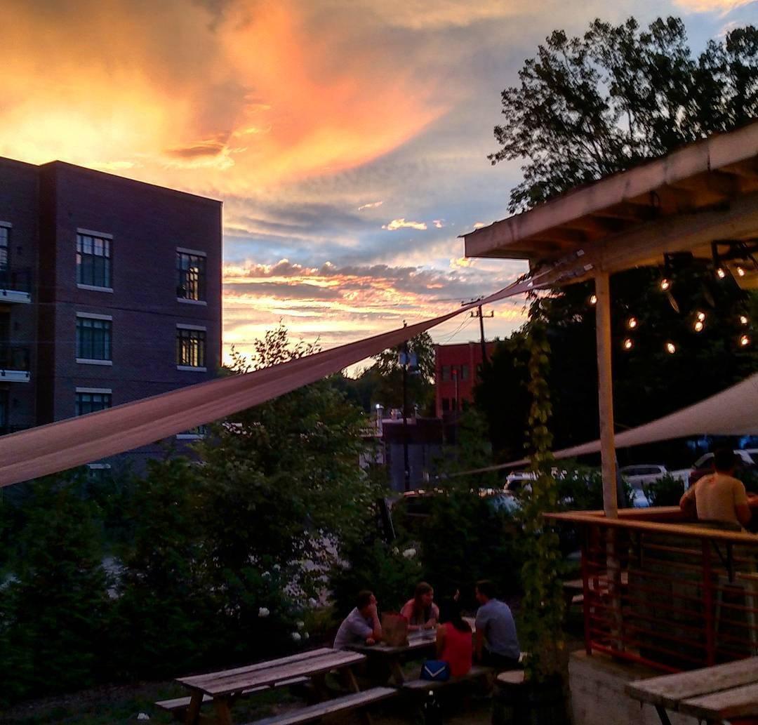 Asheville Breweries - Catawba Brewing South Slope - Original Photo