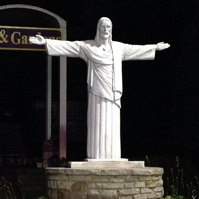 Gatlinburg Things To Do - Christ in the Smokies Museum & Gardens - Original Photo