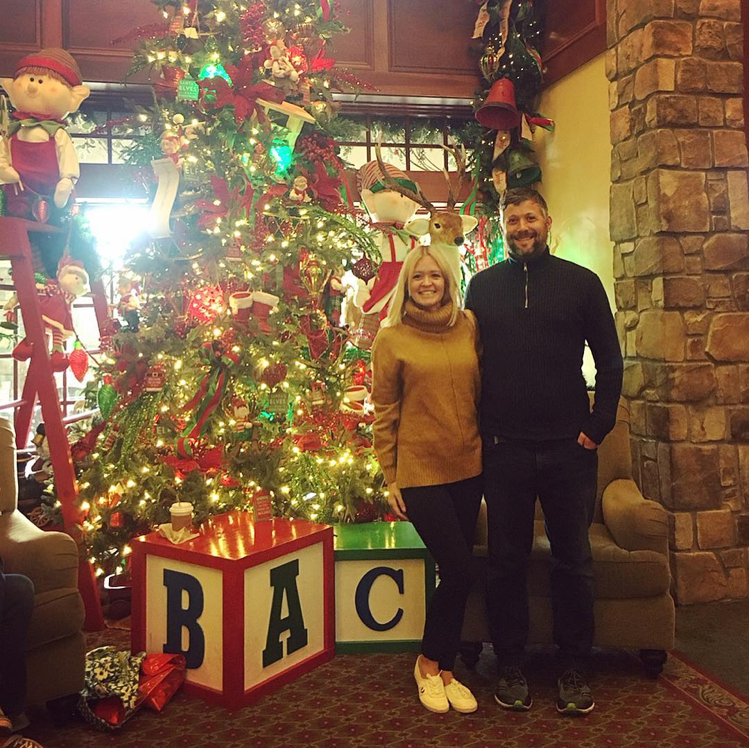 Sevierville Things To Do - Christmas Place - Original Photo