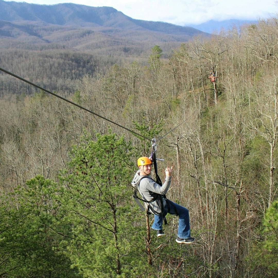Gatlinburg Things To Do - Climb Works - Original Photo