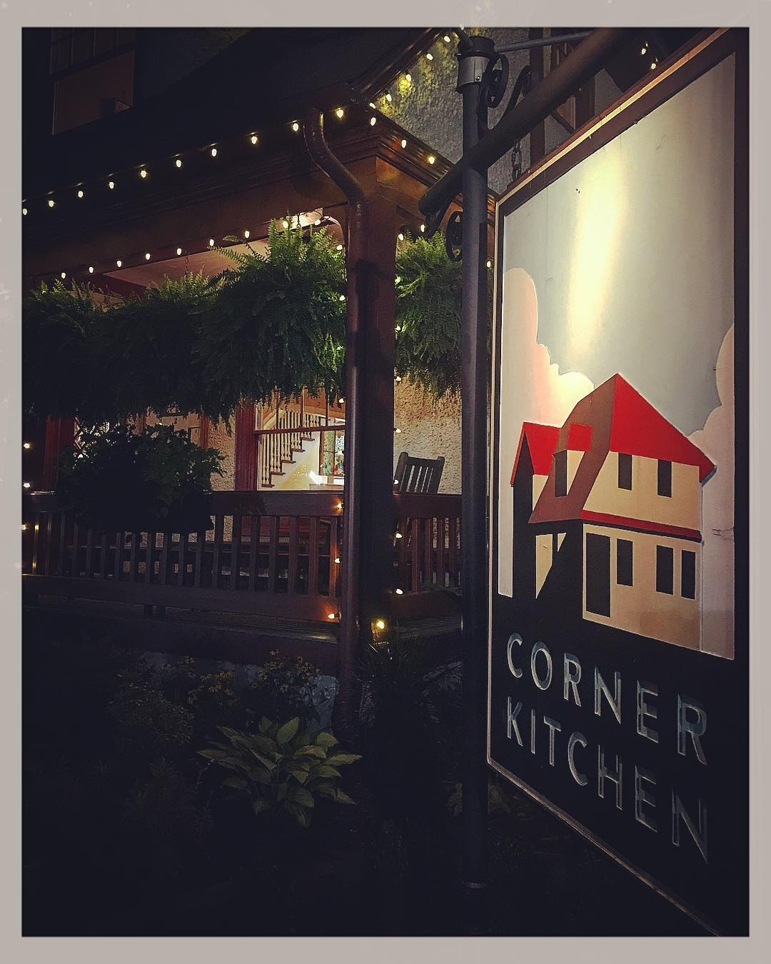 Asheville Restaurants - Corner Kitchen - Original Photo