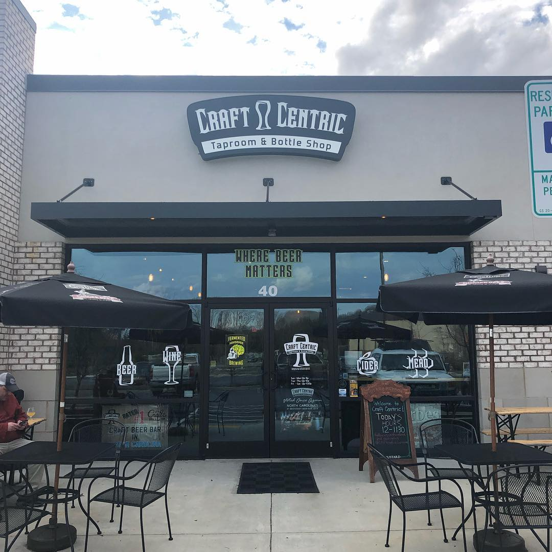 Asheville Things To Do - Craft Centric Taproom & Bottle Shop - Original Photo