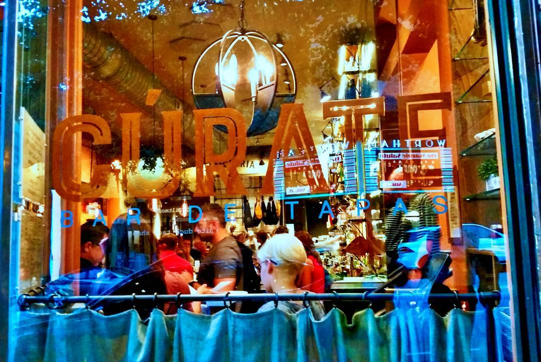 Asheville Restaurants - Curate - Original Photo