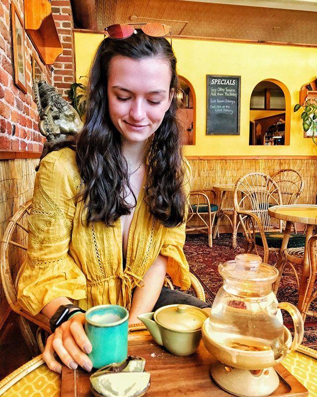 Asheville Restaurants - Dobra Tea - Original Photo