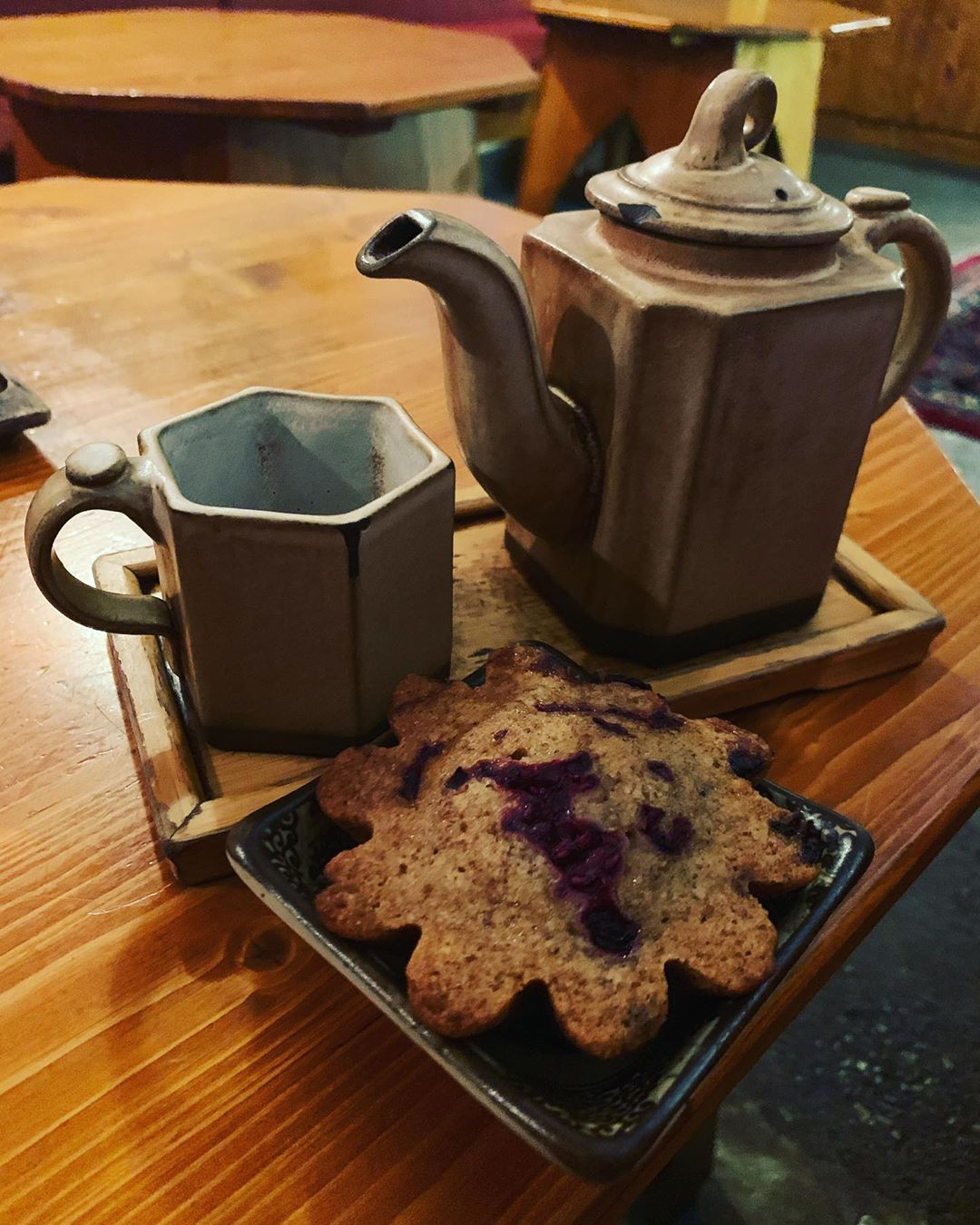 Asheville Restaurants - Dobra Tea - Original Photo