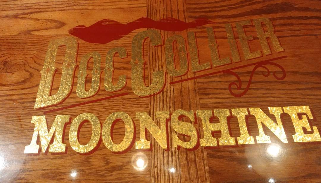 Gatlinburg Things To Do - Doc Collier Moonshine Distillery - Original Photo