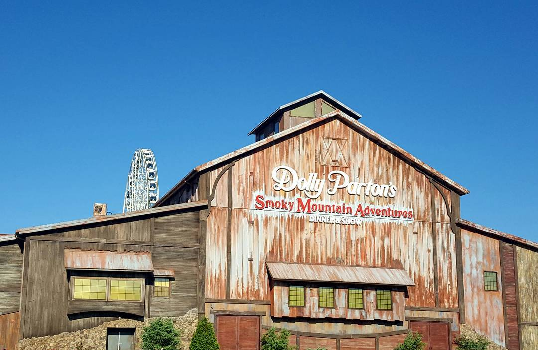 Pigeon Forge Things To Do - Dolly Parton's Smoky Mountain Adventures Dinner Show - Original Photo