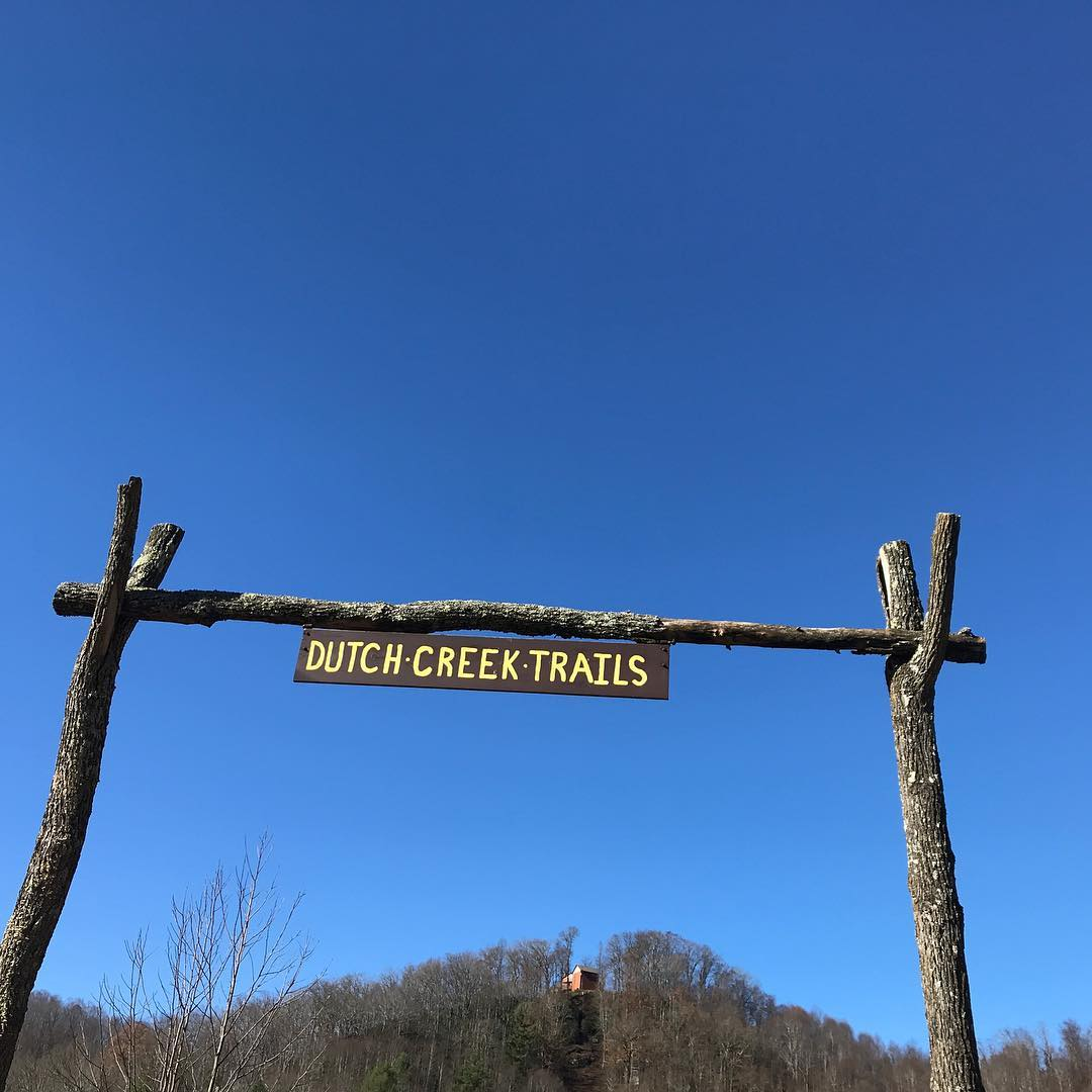 Asheville Things To Do - Dutch Creek Trails - Original Photo