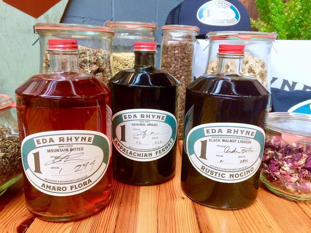 Asheville Breweries - Eda Rhyne Distillery - Original Photo