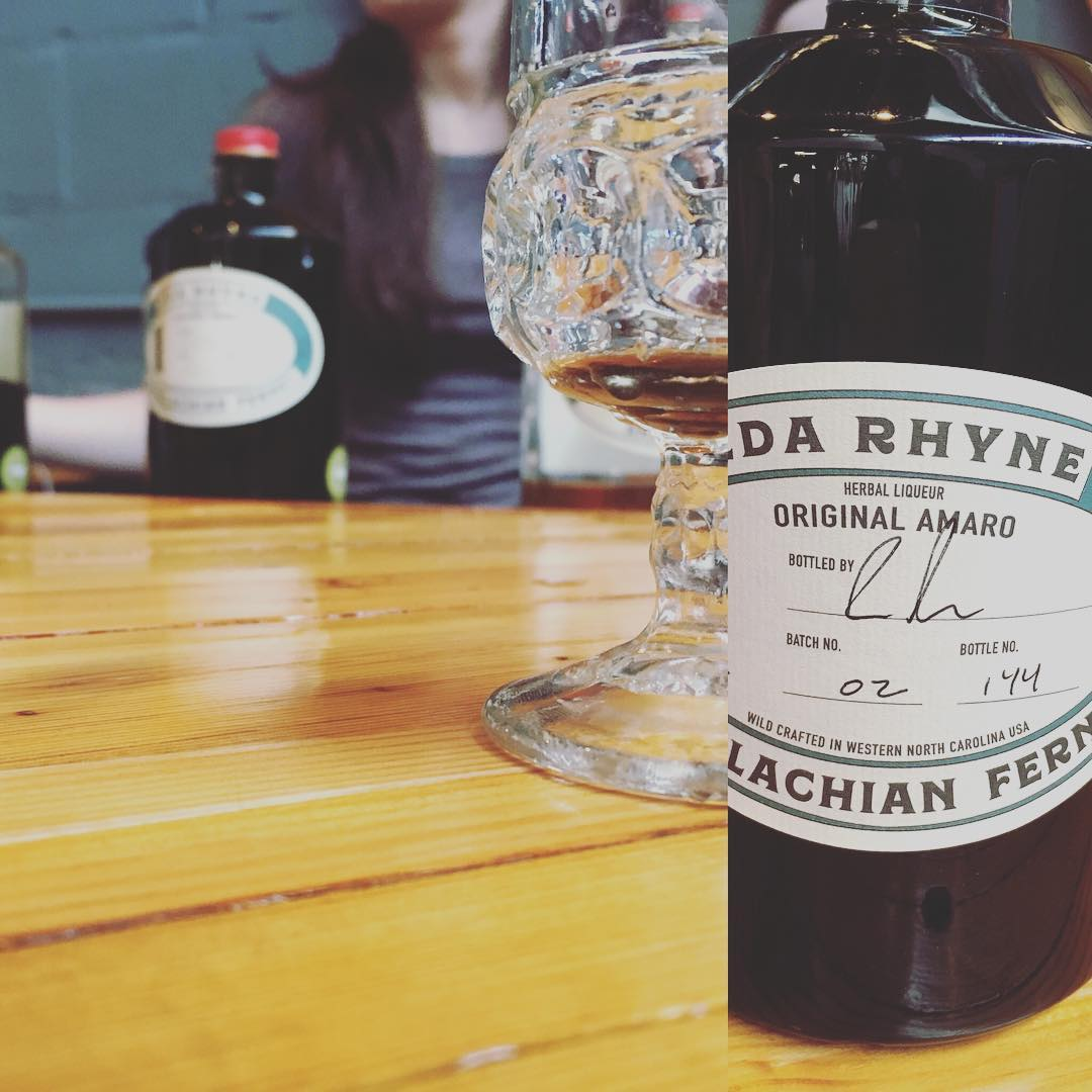 Asheville Breweries - Eda Rhyne Distillery - Original Photo