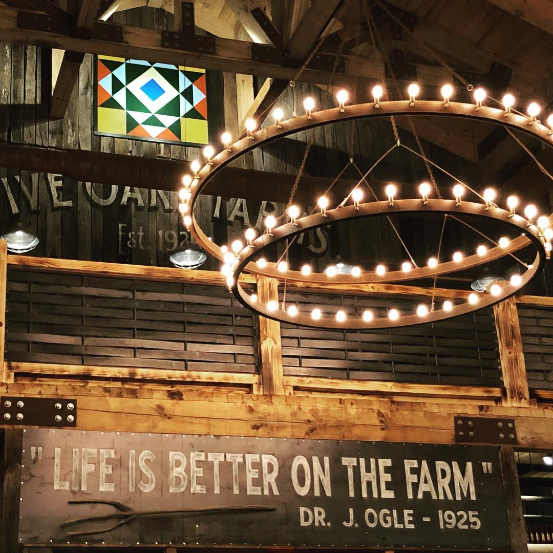 Sevierville Restaurants - Five Oaks Farm Kitchen - Original Photo