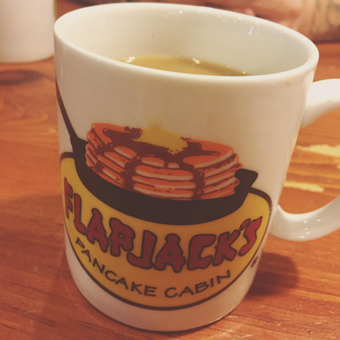 Gatlinburg Restaurants - Flapjack's Pancake Cabin - Original Photo
