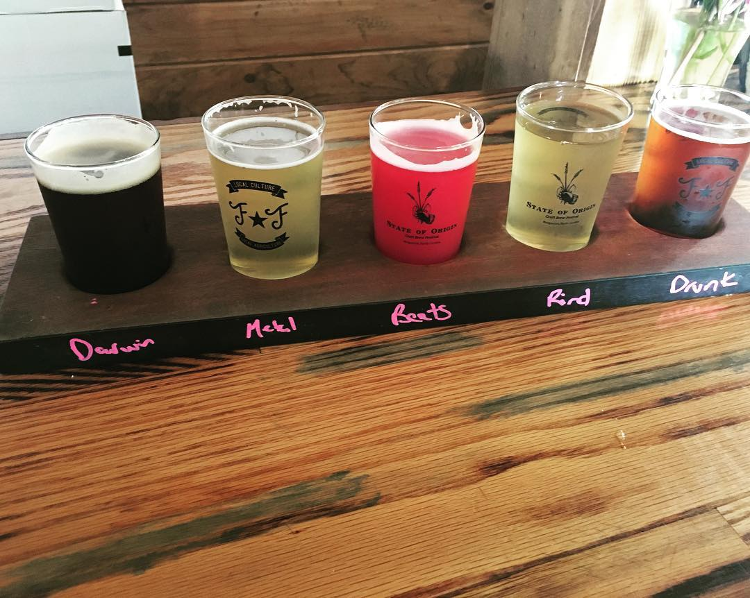 Asheville Breweries - Fonta Flora  Brewery - Original Photo