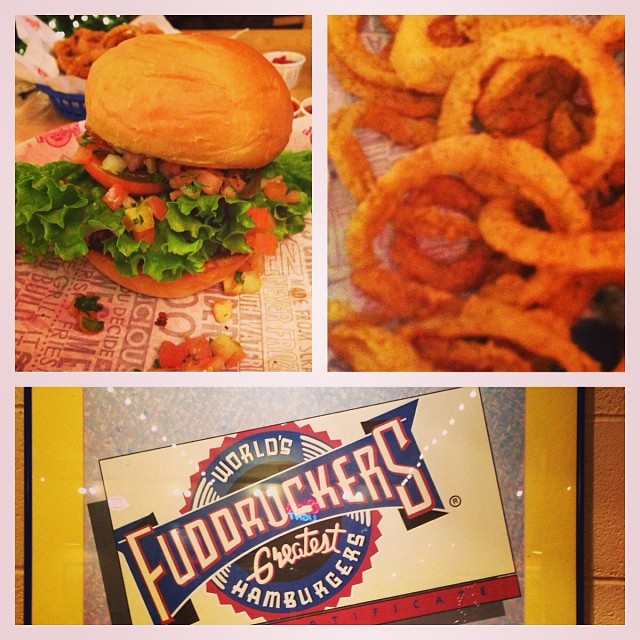 Sevierville Restaurants - Fuddruckers - Original Photo
