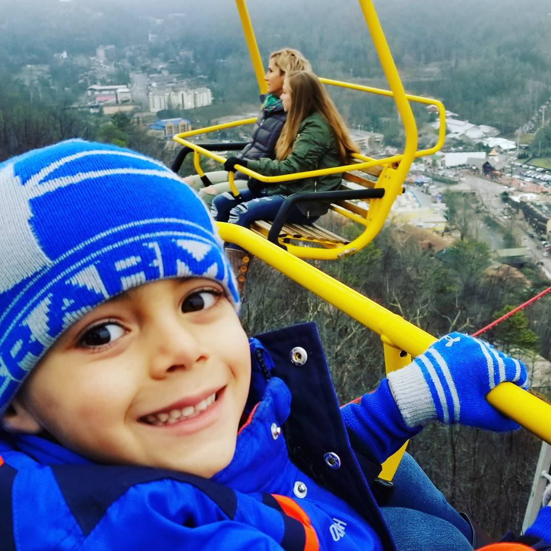 Gatlinburg Things To Do - Gatlinburg SkyLift Park - Original Photo