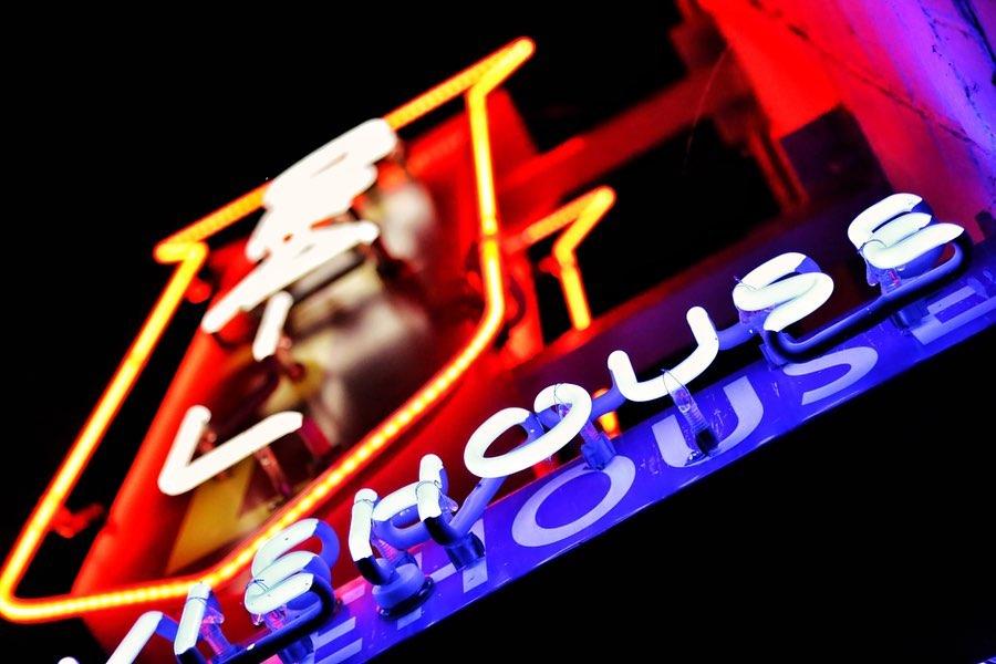 Asheville Things To Do - Grail Moviehouse - Original Photo